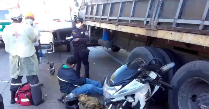 Varios lesionados tras accidentes de tránsito en diferentes carreteras de La Libertad