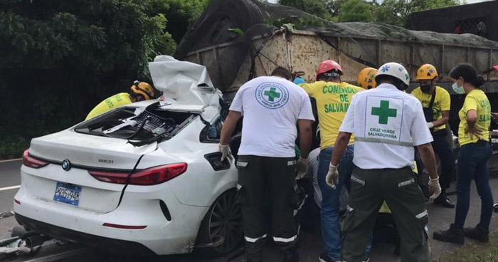 Contabilizan más de 20 fallecidos en 416 accidentes de tránsito durante vacaciones agostinas