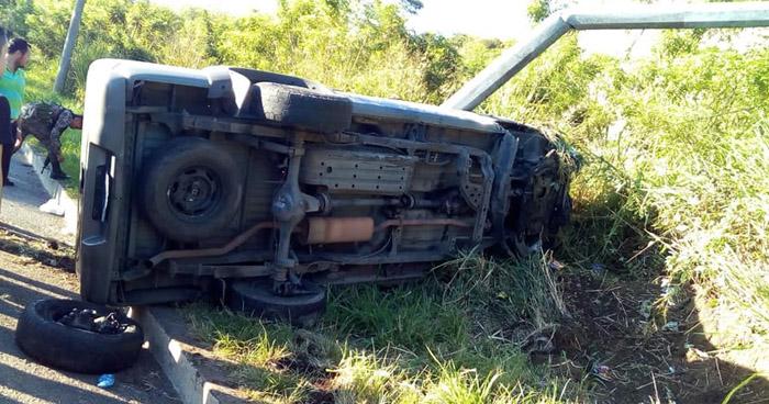 27 personas murieron en accidentes de tránsito durante el fin de semana