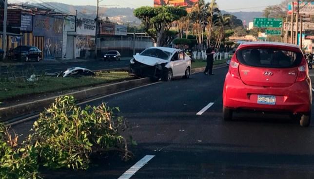 Varios accidentes de transito se reportan en las ultimas horas