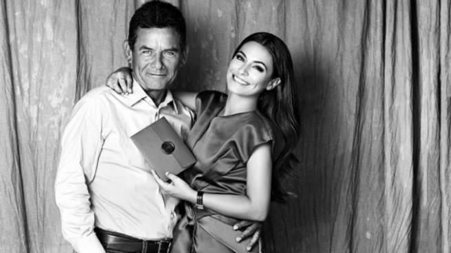Ana Brenda despide a su padre con entrañable fotografía en redes sociales