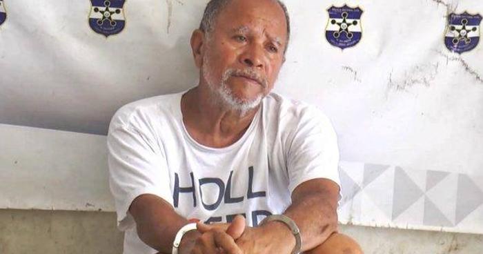 Anciano a prisión preventiva por asesinar a su hijo porque donó un terreno a una iglesia evangélica