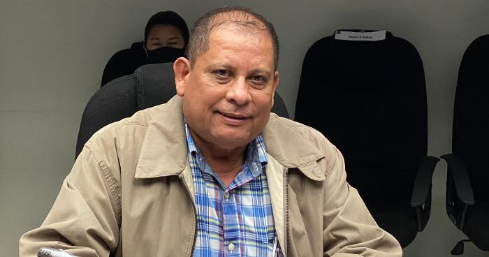 Desmienten fallecimiento de diputado de GANA, Adelmo Rivas por COVID-19