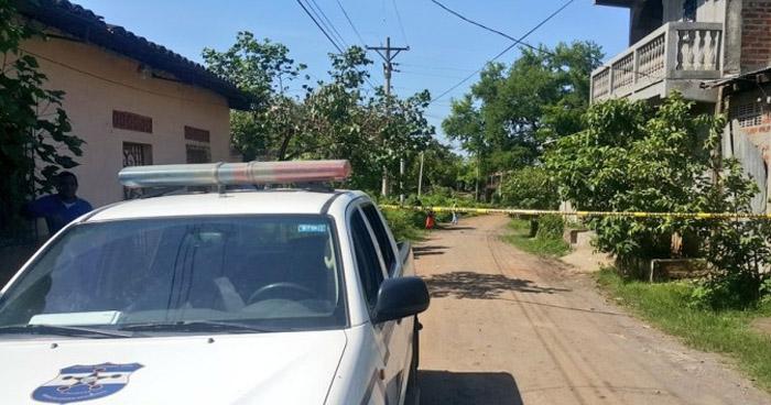 Adolescente vinculada a pandillas fue asesinada en Cuscatlán