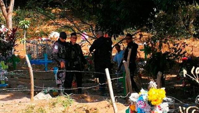 PNC cree que la desaparecida agente Carla Ayala podría estar enterrada en un cementerio de Usulután