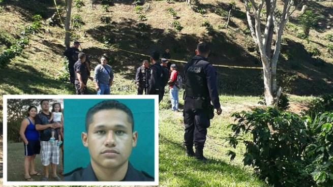 Desgarrador relato del violento asesinato de un agente de la PNC junto a su familia en Santa Ana