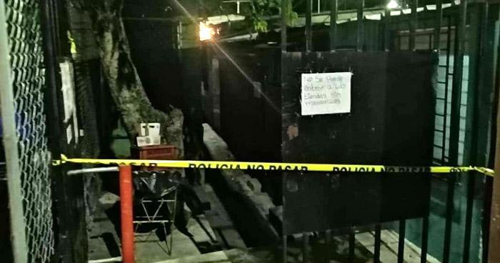 Asesinan a un agente del CAM en comunidad de San Salvador