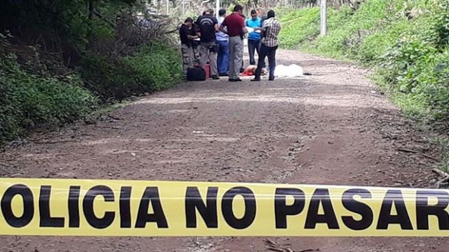 Delincuentes matan a balazos a un agente de la PNC en Santa Ana