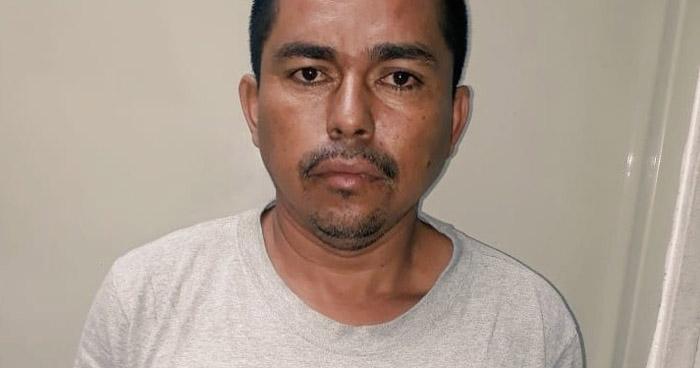Capturado por agredir sexualmente a una menor de edad en Soyapango