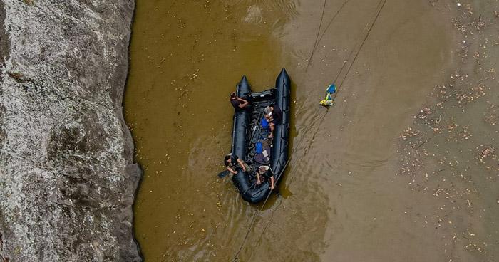 Subsargento muere ahogado mientras realizaba ejercicio militar en Morazán