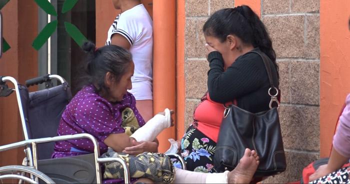 Denuncian prohibición de proveer alimentos a usuarios del hospital Francisco Menéndez de Ahuachapán