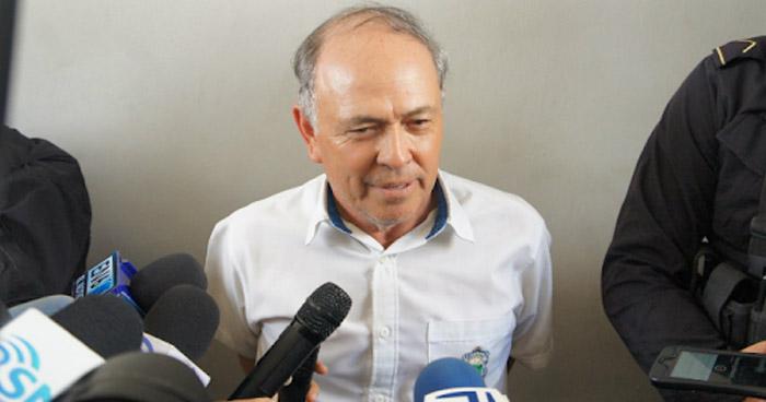 Alcalde de Metapán, procesado por Lavado de Dinero, recupera su libertad