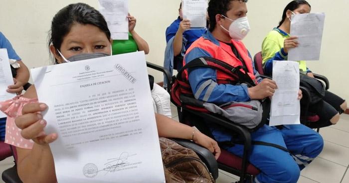 Fiscalía: Alcaldía de San Salvador ha retenido $670 mil a empleados