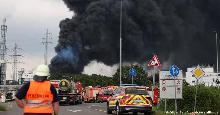 Un muerto tras explosión en planta química en Alemania