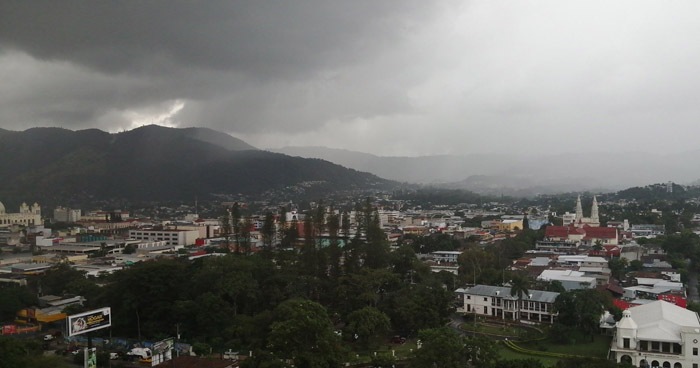 Declaran Alerta Amarilla a nivel Nacional por lluvias
