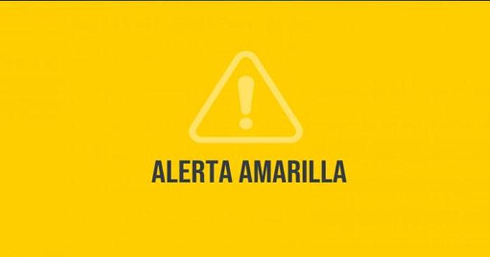 Emiten Alerta Amarilla en zona oriental del país por lluvias que podría generar Elsa