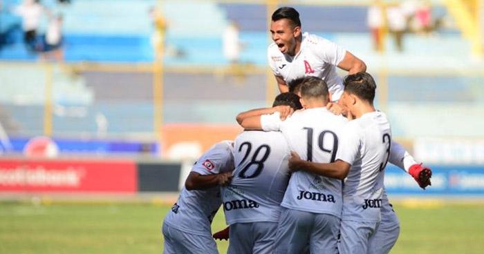 Alianza logra el bicampeonato de la Liga Mayor de Fútbol