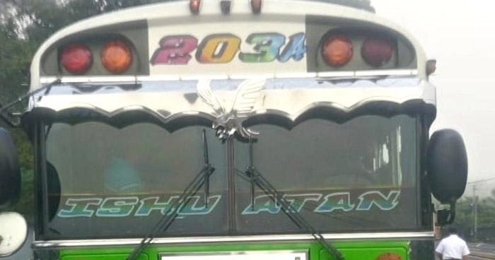 Multan a motorista de Ruta 203-A por alterar tarifa de $0.61 a $1.40