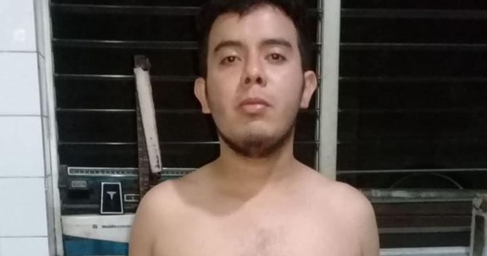 Arrestan a sujeto por amenazar a su progenitora en colonia de Soyapango
