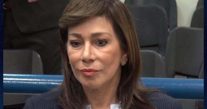 Ana Vilma de Escobar llegará el jueves a la Comisión que investiga entrega de sobresueldos
