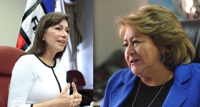 Vilma de Escobar critica a colega por proponer a Calleja como único candidato presidencial