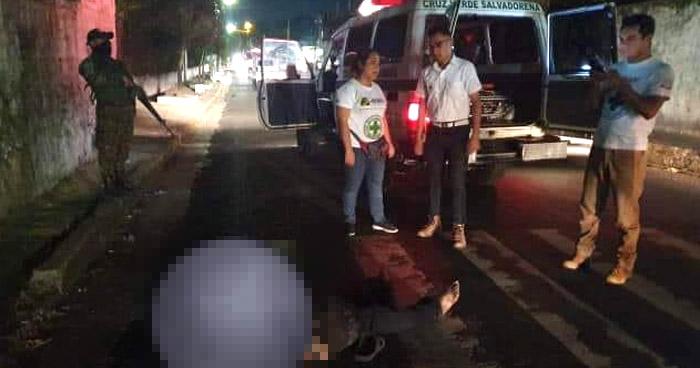 Anciano muere al ser atropellado por motorista del transporte público
