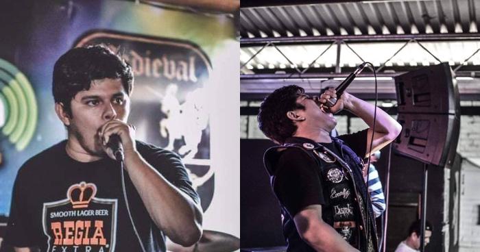 Matan en pleno concierto a vocalista de banda de rock en Armenia, Sonsonate