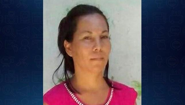 Capturan a mujer cuando iba a entregar a una niña de 12 años a pandilleros para que la violaran