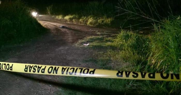 Localizan cadáver de un hombre con 3 balazos en Apopa