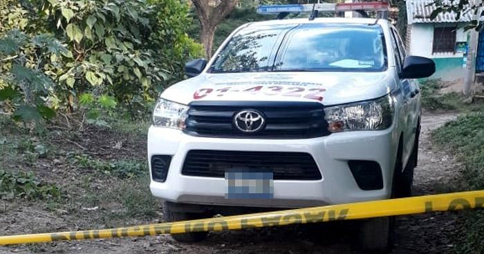 Nacionales 2019-11-13 Asesinan a pandillero en colonia de Apopa - Solo Noticias El Salvador
