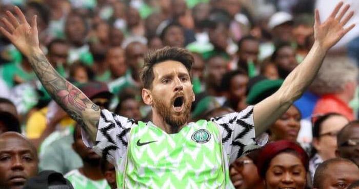 ¡Respira Argentina!, tras la victoria de Nigeria (2-0) a Islandia