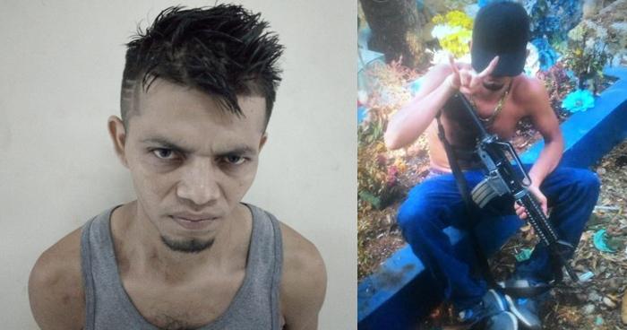 Capturan en San Salvador a pandillero buscado por homicidios cometidos en San Miguel