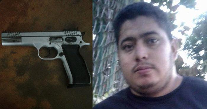 Capturan a pandillero armado que merodeaba en colonia de Soyapango