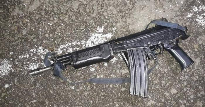 Cuatro pandilleros capturados cuando bebían alcohol en una casa destroyer en Aguilares