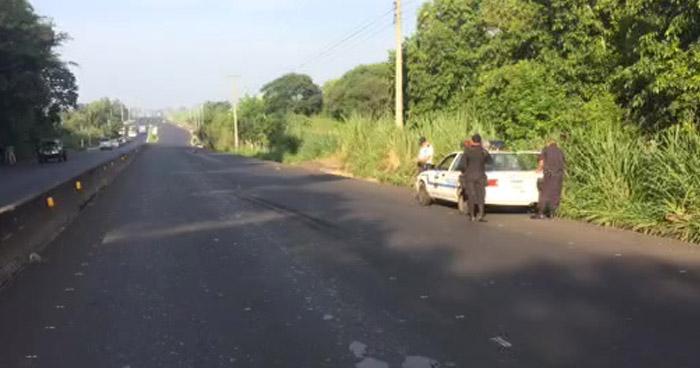 Hombre queda desfigurado tras ser arrollado por varios vehículos