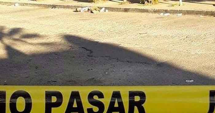 Matan a un asaltante cuando intentó robar a vendedores en Santa Ana