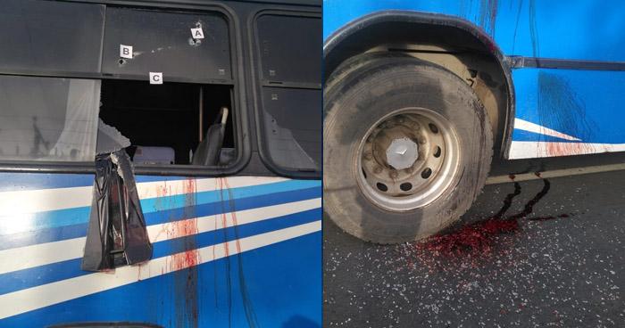 Muere un segundo delincuente que participó en el asalto en autobús de la ruta 117