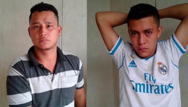 Tres sujetos fueron capturados al momento que se disponían a robar en la ruta 42-B