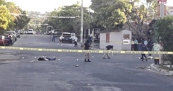 Jóvenes que se dedicaban a asaltar fueron asesinados esta mañana en Ilopango