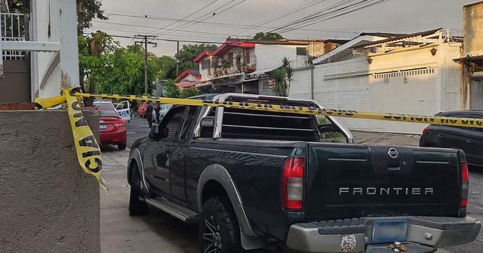 Herido de bala en asalto en colonia Libertad, Mejicanos