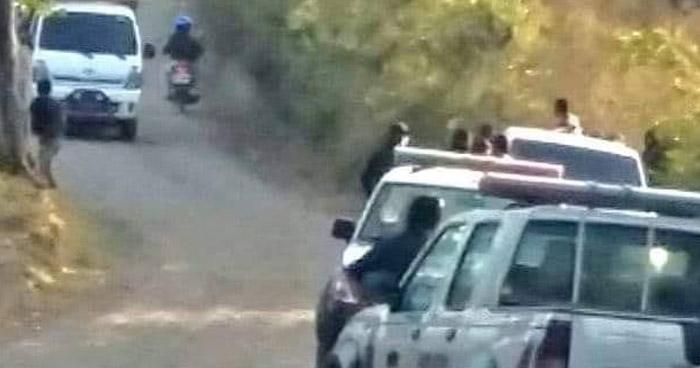 Pandillero muerto y otro lesionado en asalto frustrado en Panchimalco