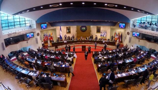 ARENA gana más diputados en la Asamblea Legislativa