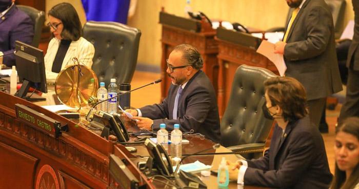 Nueva Asamblea destituye a magistrados de la Sala y al Fiscal General