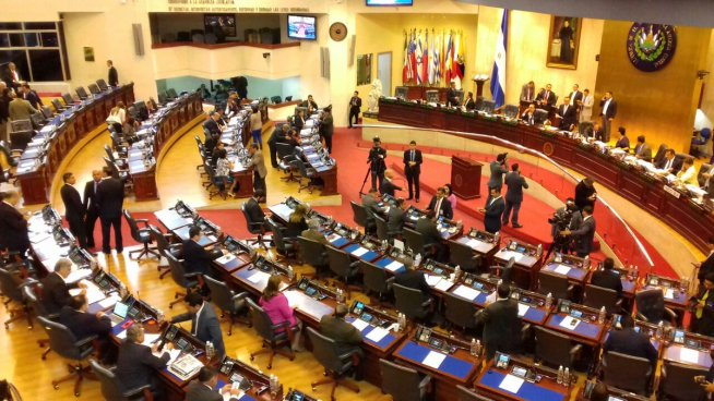 Asamblea Legislativa contratará seguro médico para diputados por $3.8 millones