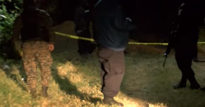 Taxista fue asesinado y su cadáver abandonado en zona rural de Sonsonate