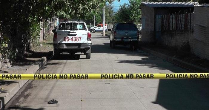Hija de un agente de la PNC fue asesinada por pandilleros en Usulután