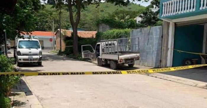 Asesinan a hombre en Agua Caliente, Chalatenango