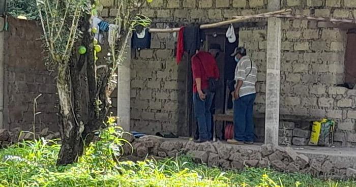 Asesinan a un hombre al interior de su vivienda en Anamorós, La Unión