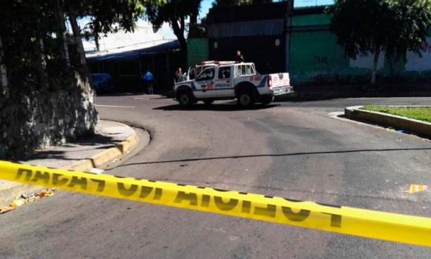 Un mecanico fue asesinado en el barrio San Jacinto la tarde este miercoles