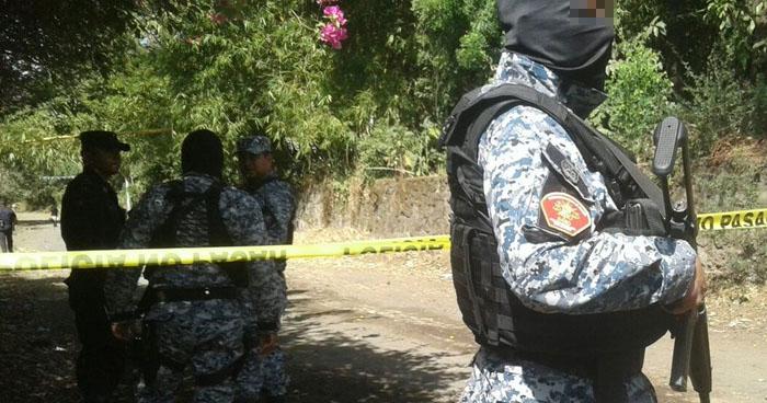 Asesinan a un joven al interior de un autobús ruta 276 en Coatepeque, Santa Ana